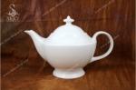 Чайник 1300 мл. Костяной фарфор Акку