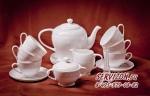 Чайный сервиз ДИОНИС. Костяной фарфор Акку