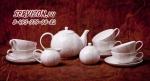 Чайный сервиз СОФИЯ. Костяной фарфор Акку
