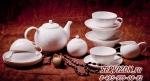 Чайный сервиз ТОМИРИС. Костяной фарфор Акку
