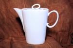 Чайник Конус. Костяной фарфор Акку