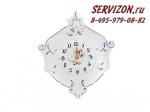 Часы настенные гербовые 27см, Мэри-Энн, Гуси.Чехия