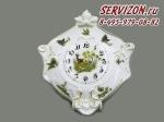 Часы настенные гербовые 27см, Мэри-Энн, Охота.Чехия