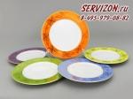 Тарелка десертная 17 см арт.02110327-0411, Винзор. Чехия.