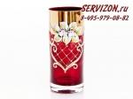Набор стаканов, Лепка Красная, 300 мл, 6 штук