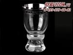 Набор стаканов, Джесси Платина, 250 мл, 6 штук