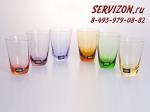 Набор стаканов, Калорс 1004, 230 мл., 6 штук
