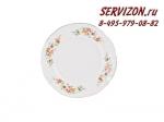Тарелка десертная 17 см, Бернадотт, Весенний цветок, 6 штук